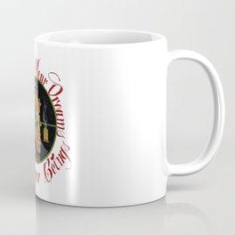 Target Your Dreams: Butterflies (Robert Thomas) Coffee Mug