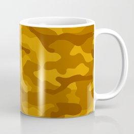 Butter Camo Coffee Mug