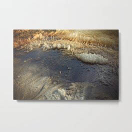 Abstract Landscape 1 Metal Print