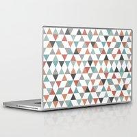 hexagon Laptop & iPad Skins featuring Hexagon by Pavel Saksin