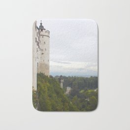 A view from Festung Hohensalzburg II Bath Mat