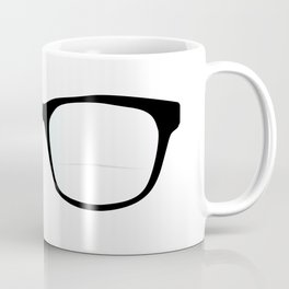 Pair Of Optical Glasses Coffee Mug