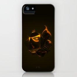 King Dark CatFish - The Heart iPhone Case