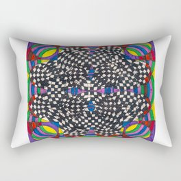 Insanity Rectangular Pillow
