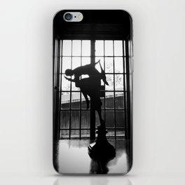 Statue iPhone Skin