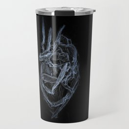 be still your beating heart Travel Mug