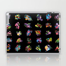 Seeds (Graines) Laptop & iPad Skin