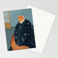 The Fox's Wedding Stationery Cards