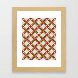 Holiday Resort Framed Art Print