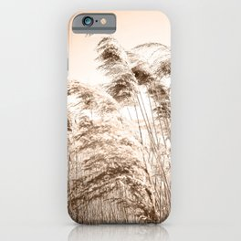 Grass Field iPhone Case