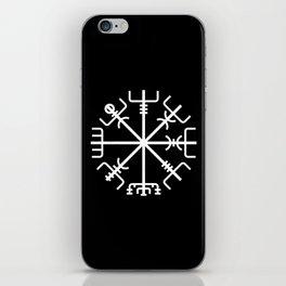 Vegvisir v2 iPhone Skin
