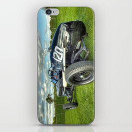 GN Instone Special  Vintage Racing Car iPhone Skin