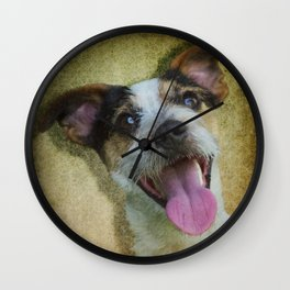 It's funny Wall Clock