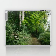 Relaxing in the Woods // Ohio Laptop & iPad Skin