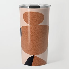 Abstraction_ROCK_BALANCE_01 Travel Mug