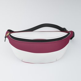 Pink Summer Pattern Fanny Pack