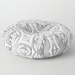 Circles Floor Pillow