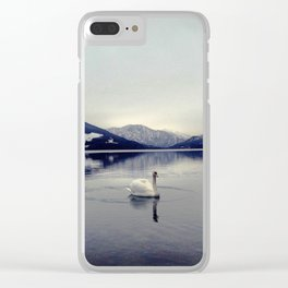 Bliss. Clear iPhone Case