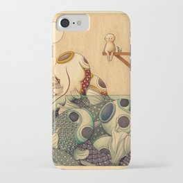 Summer by the Sea iPhone Case