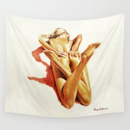 Summer Background Wall Tapestry