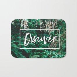 Discover Bath Mat