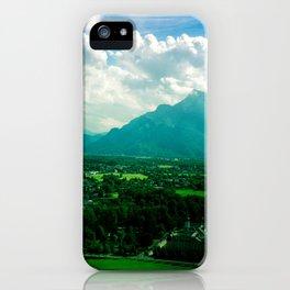 Salzburg iPhone Case