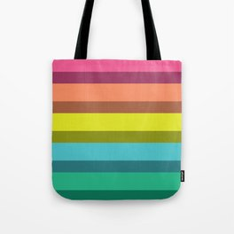 Accordion Fold Series Style C Tote Bag