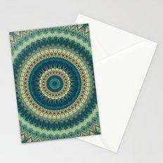 Earth Mandala 10 Stationery Cards