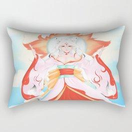 Sun God Rectangular Pillow