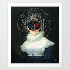 Another Portrait Disaster · G2 Art Print