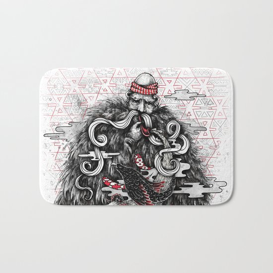Call of Tradition Bath Mat