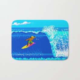 Surf's Up! Bath Mat