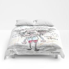 Loup Garou Comforters