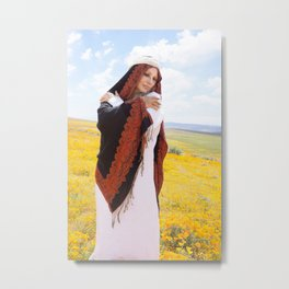 The Great Mother Metal Print