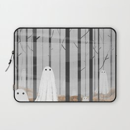 The Woods are full of Ghosts Laptop Sleeve