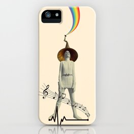 music for life iPhone Case