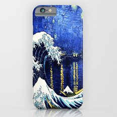 Starry Night Wave iPhone 6s Slim Case