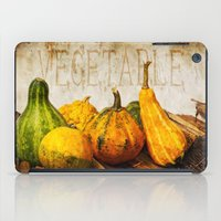 vegetable iPad Cases featuring Vegetable II  by Angela Dölling, AD DESIGN Photo + Photo