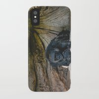 gorilla iPhone & iPod Cases featuring Gorilla by Retro Love Photography