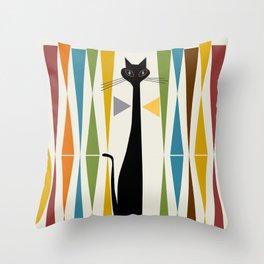Mid Century Throw Pillows Society6