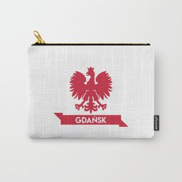 Gdansk Eagle Carry-All Pouch