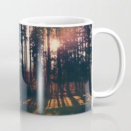The Trees and The Sun Coffee Mug