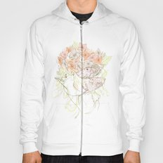 There's a Feeling In My Chest That Wants to Glide Like Leaves, and Set Like Fires 1/2 Hoody