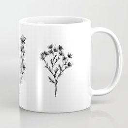 Wildflower Trio Coffee Mug