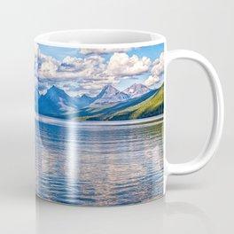 Lake McDonald, Glacier National Park Coffee Mug