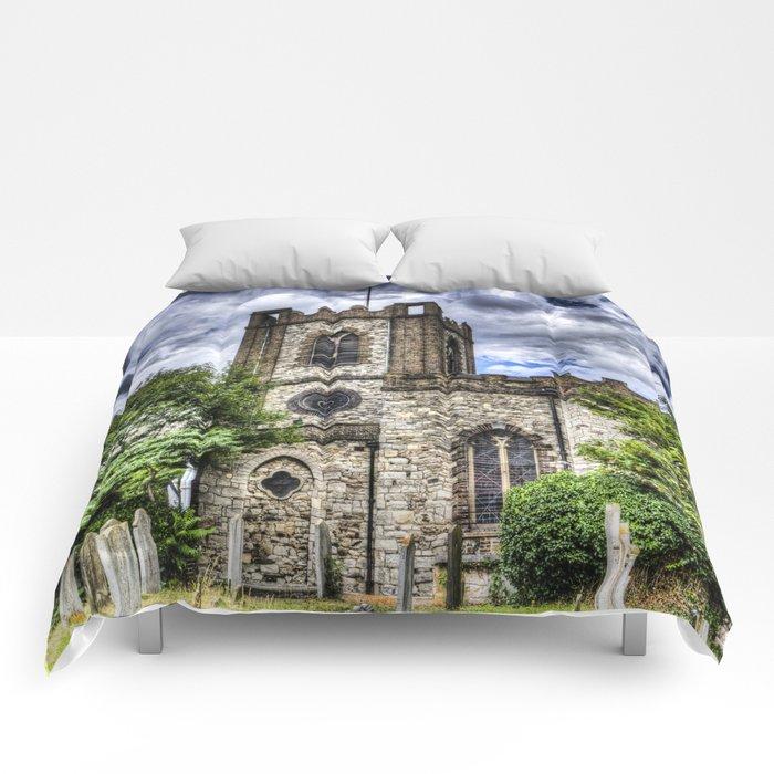 Dagenham Village Church Comforters
