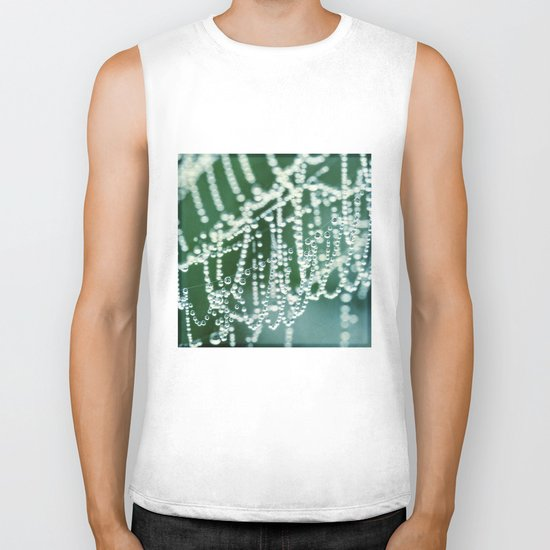 party lights Biker Tank