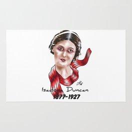Isadora Duncan Rug