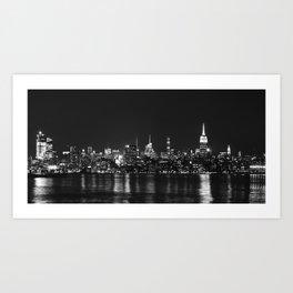 newyork01 Art Print