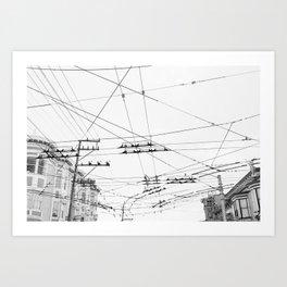 San Francisco XIX Art Print